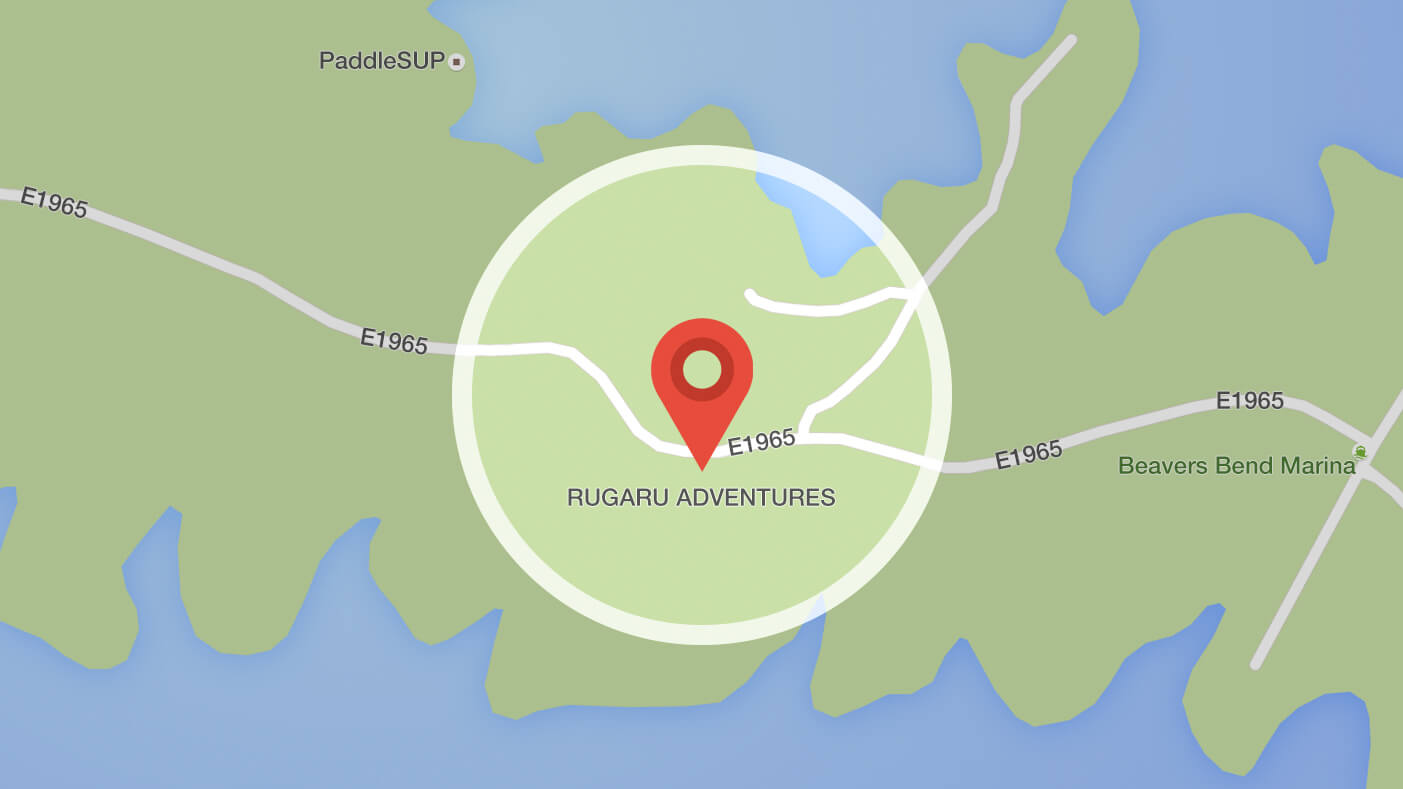 Rugaru Map Location